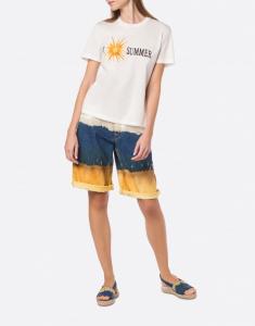 T-shirt i love summer alberta ferretti