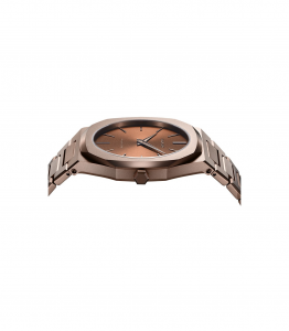 D1 Milano Uomo - Ultra Thin Chocolate 40mm Marrone