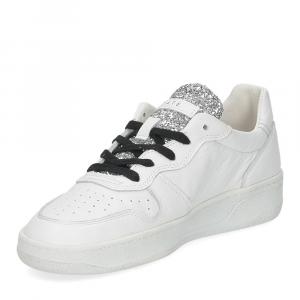 D.A.T.E. Court Pop glitter white-4