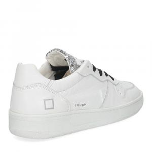 D.A.T.E. Court Pop glitter white-5