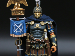 *PREORDER* Combatants Fight for Glory - GLADIATOR Praetorian Prefect by XesRay studio