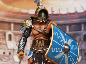*PREORDER* Combatants Fight for Glory - GLADIATOR Avitus The Victor by XesRay studio