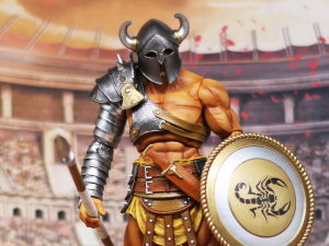 *PREORDER* Combatants Fight for Glory - GLADIATOR Ambillus the Beetle by XesRay studio