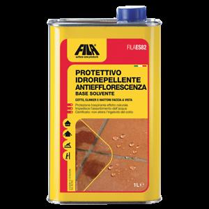 FILA ES82 FILAES82 Protettivo Idrorepellente Antiefflorescenza Base Solvente 1L