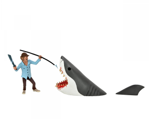 *PREORDER* Toony Terrors: JAWS & QUINT by Neca