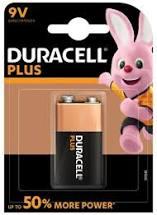 Batteria 9V Duracell