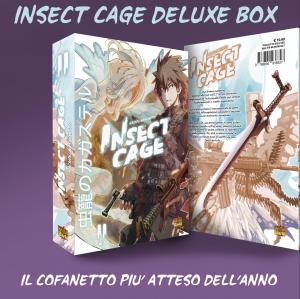 Insect Cage 2 di 2  - deluxe box