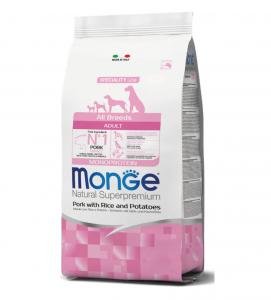 Monge - Natural Superpremium - All Breeds Adult - 12 kg