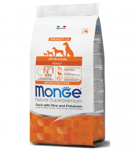 Monge - Natural Superpremium - All Breeds Adult - 12 kg x 2 sacchi