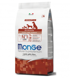 Monge - Natural Superpremium - All Breeds Puppy&Junior - 12 kg x 2 sacchi
