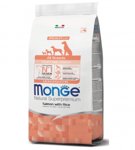 Monge - Natural Superpremium - All Breeds Puppy&Junior 12 kg