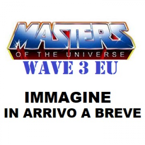 *PREORDER* Masters of the Universe ORIGINS Wave 3 EU: WEBSTOR by Mattel 2021