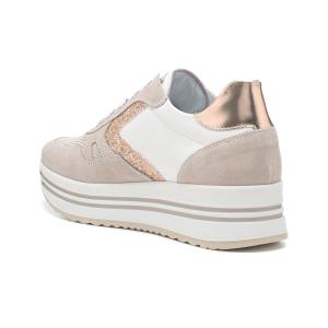 Sneaker zeppa platform