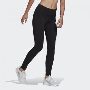 Leggings Adidas - Nero Essentials Logo Adidas GL0633