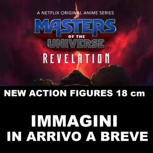 Masters of the Universe Revelation: SKELETOR OVERSIZE by Mattel