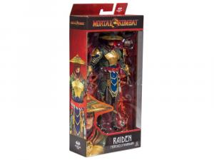 Mortal Kombat 11: RAIDEN Merciless Guardian by McFarlane Toys