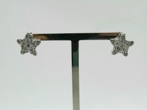 Orecchini My Mara collezione Maristelle in Argento 1 stella