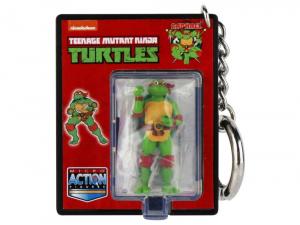 Teenage Mutant Ninja Turtles TMNT World's Smallest Set of 4 by Super Impulse