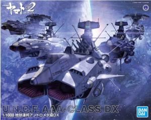 Star Blazers 2202 U.N.C.F. AAA-Class DX