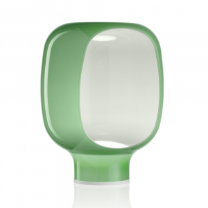 Lampada Technicolor Alto Verde Alloro-Grigio