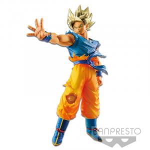 *PREORDER* Dragon Ball Z Blood of Saiyans: SUPER SAIYAN SON GOKU by Banpresto