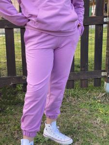 Pantalone  Bambina in Felpa Vicolo Girl
