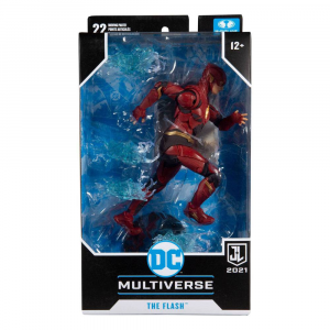 *PREORDER* DC Justice League Movie 2021: FLASH by McFarlane Toys