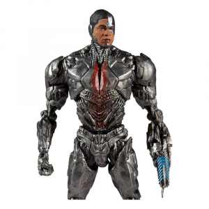 *PREORDER* DC Justice League Movie 2021: CYBORG by McFarlane Toys