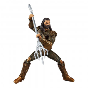 DC Justice League Movie 2021: AQUAMAN by McFarlane Toys