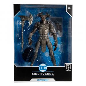 *PREORDER* DC Justice League Movie 2021: STEPPENWOLF Megafigs by McFarlane Toys