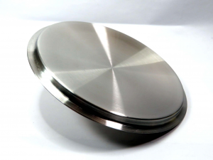 Coperchio in acciaio cm20