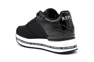 Bishop sneaker multilogo