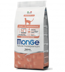 Monge Cat - Natural Superpremium - Adult - 10 kg