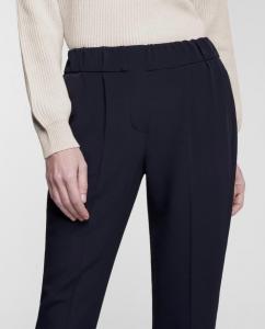 Pantaloni in misto seta Brunello Cucinelli