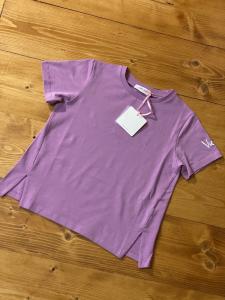 Tshirt Bambina Vicolo con logo sulla manica 2/14 Anni