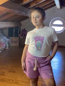 Tshirt Bambina Vicolo Cupido 2/14 Anni
