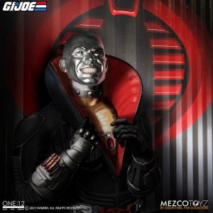 *PREORDER* G.I. Joe – Light Up: DESTRO by Mezco Toys