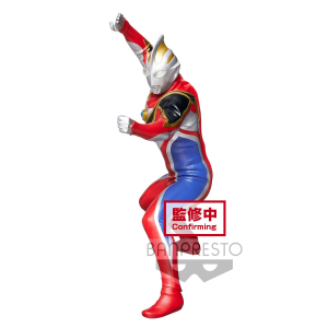*PREORDER* Ultraman Gaia Hero's Brave: ULTRAMAN GAIA SUPREME VERSION by Banpresto