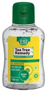 TEA TREE REMEDY GEL IGIENIZZANTE