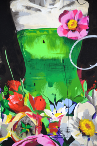 Massa Antonio Serigrafia Spring Formato cm 80x60