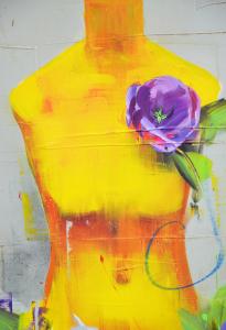 Massa Antonio Olio su tela Spring Formato cm 100x70
