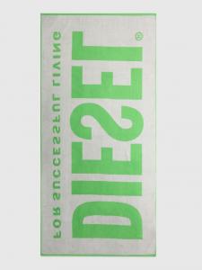 Diesel Telo mare Green Label con lavorazione in jacquard BMT-HELLERI