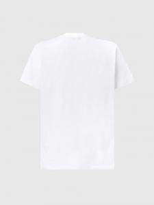 Diesel T-shirt Green Label con tasca con logo BMOWT-JUST-B