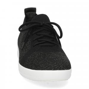 Fitflop F-Sporty uberknit sneaker black bronze metallic-3