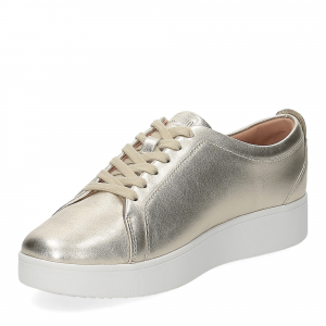 Fitflop Rally sneaker platino-4