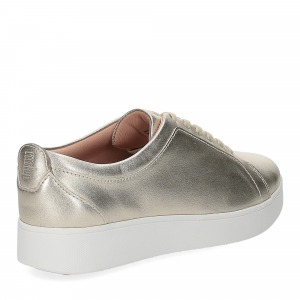 Fitflop Rally sneaker platino-5