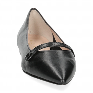 Micina ballerina A5891SF pelle nera-3