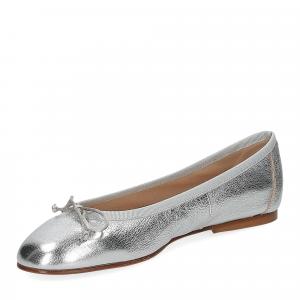 Micina Ballerina G700SF pelle laminata argento-4