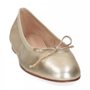 Micina Ballerina G700SF pelle laminata platino-3