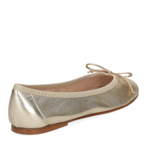 Micina Ballerina G700SF pelle laminata platino-5